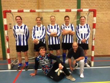 Docenten-voetbalteam2015